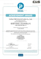 Intertek Achievement award