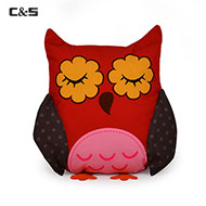 Custom Owl Pillow