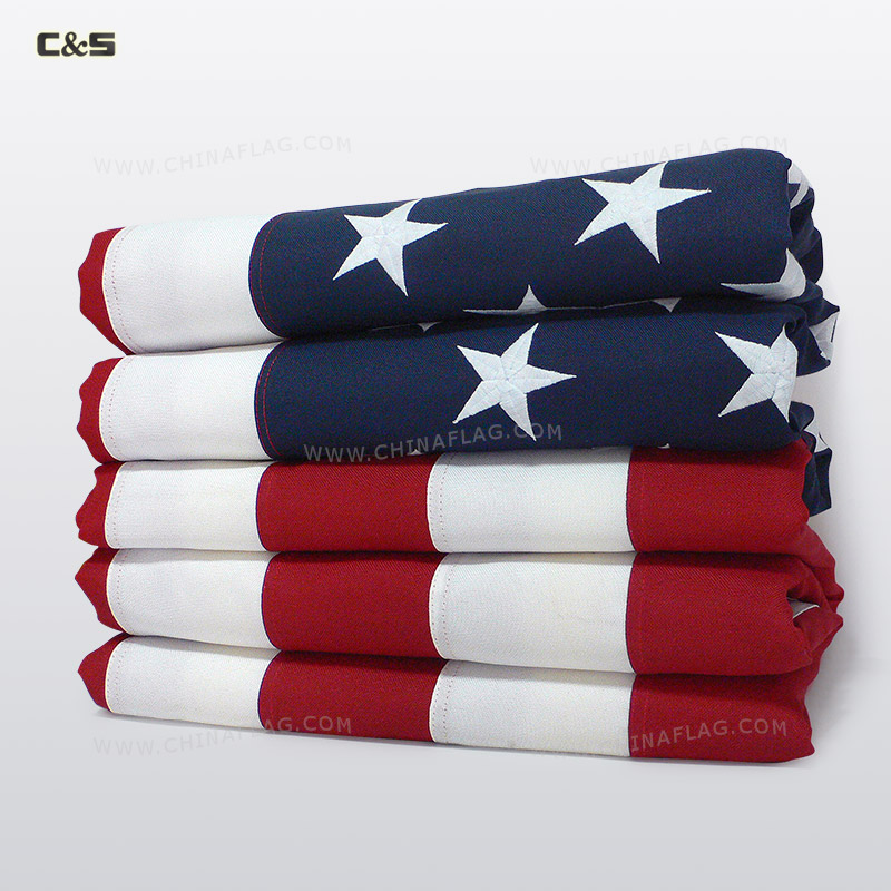 Custom American Flags